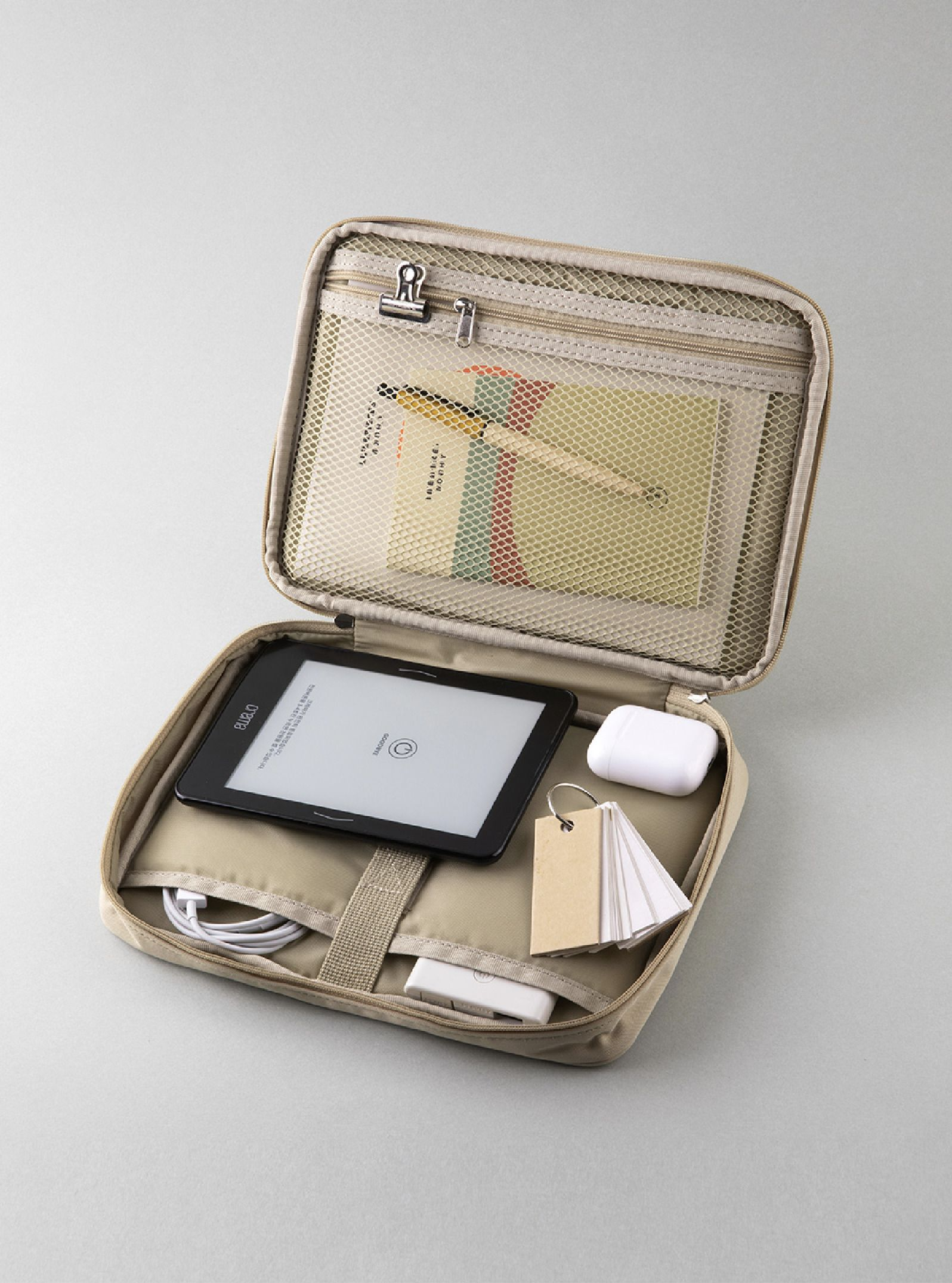 A Low Hill Book Pouch v6