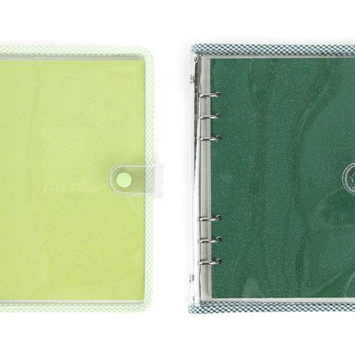 Twinkle Check 6 Ring A5 Planner