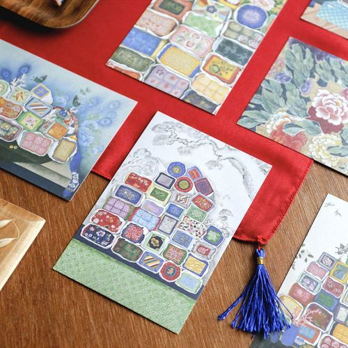 Minhwa Postcard Set v2