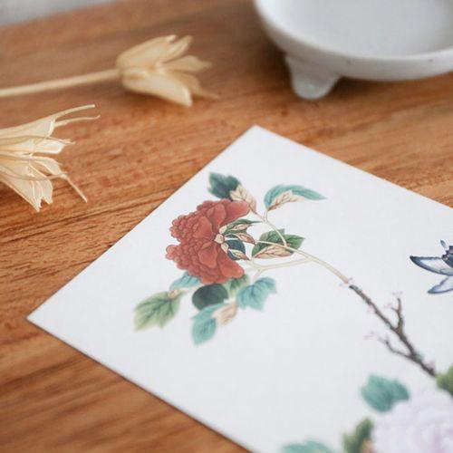 Minhwa Postcard Set v4
