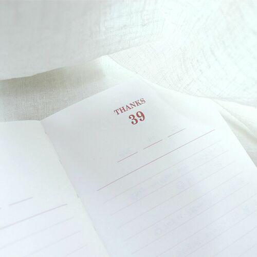 365 Thankfulness Journal