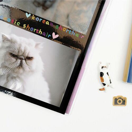 Colorful Grid Photo Album