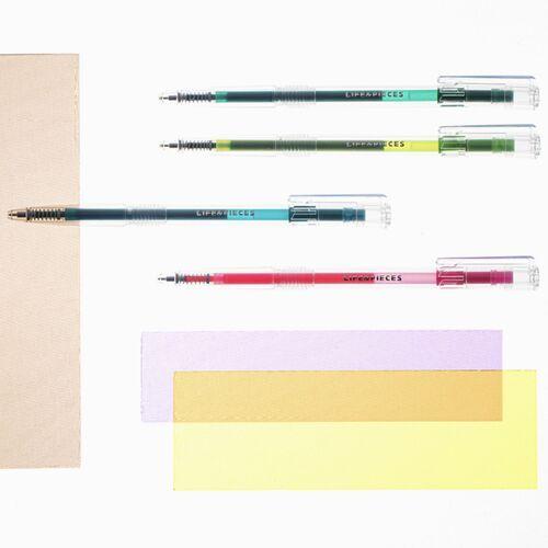 Clear Life & Pieces 0.38mm Gel Pen