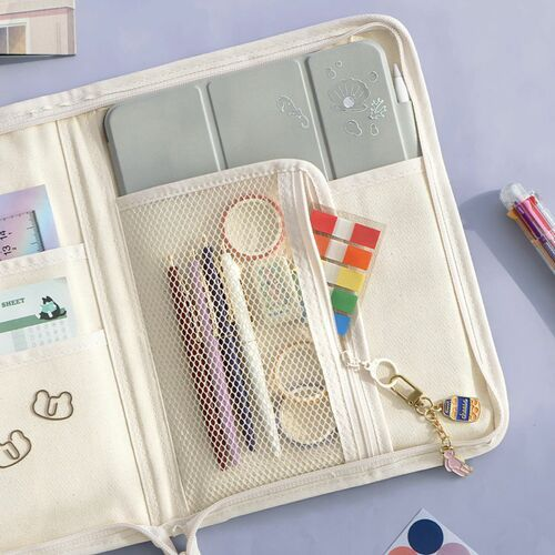 Apricity Book Pouch