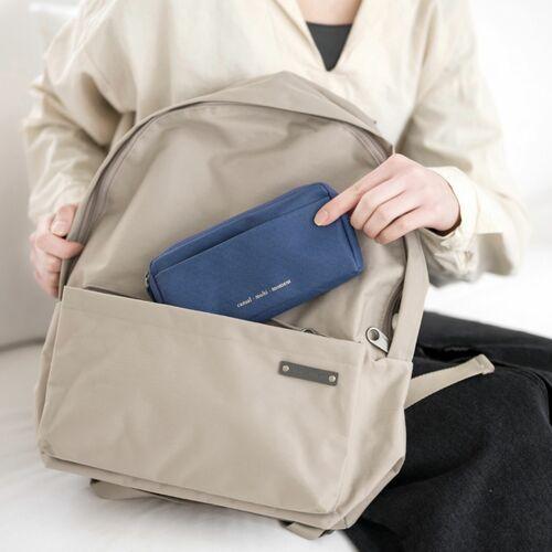 Long Multi Pocket Pouch