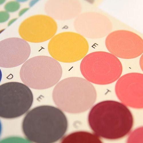 Basic Petit Deco Sticker Set
