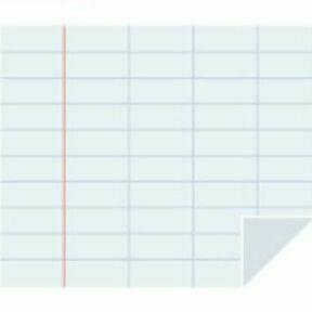 Large Shape Sticky Note