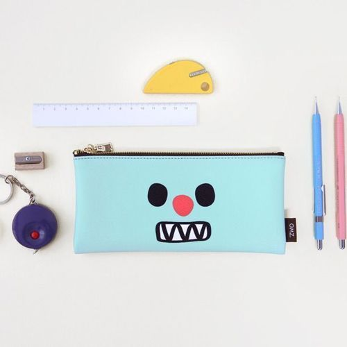 Small Ghost Pop Pouch