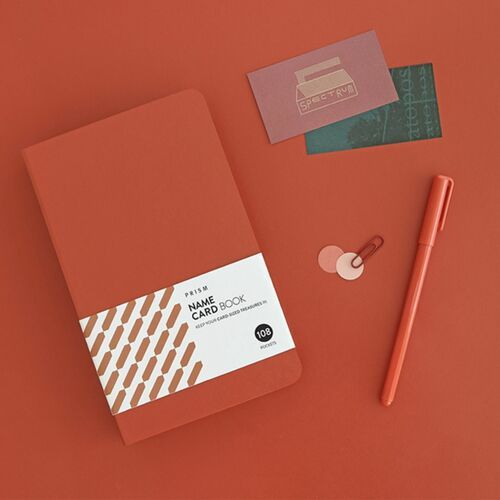 Prism Business Card Book v2