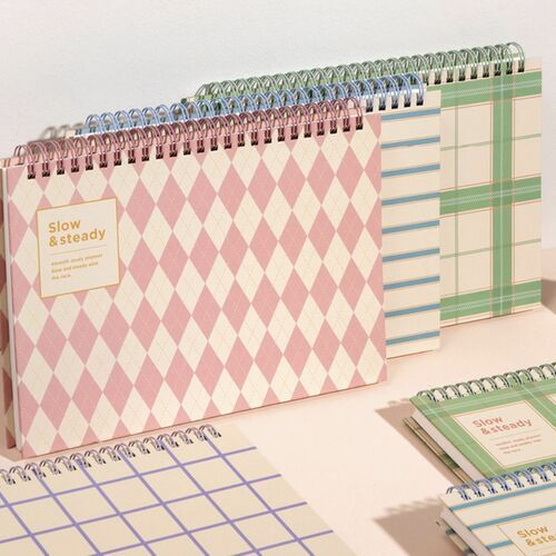 Slow & Steady Study Planner