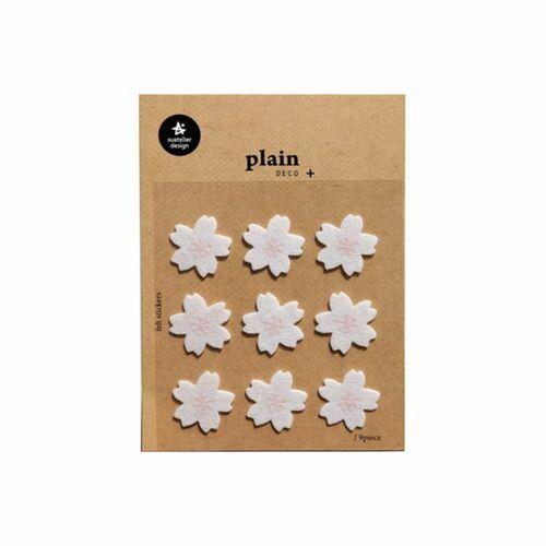 Plain Deco Sticker v64