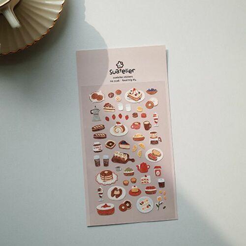 Food Trip #4 Deco Sticker