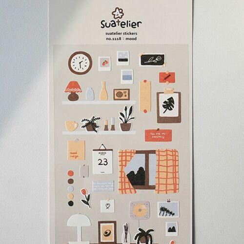 Mood Paper Deco Sticker