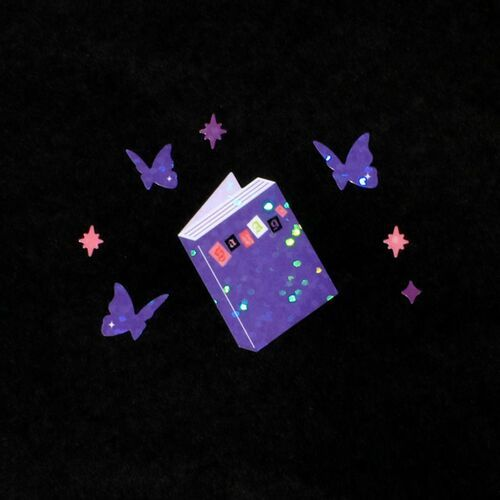 House Party Twinkle Deco Sticker