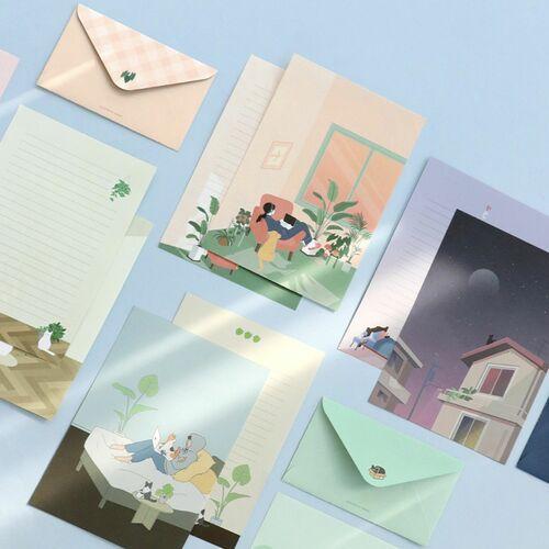 Haru Letter Set