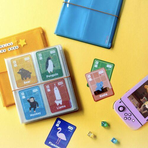 Game Card Pocket Book