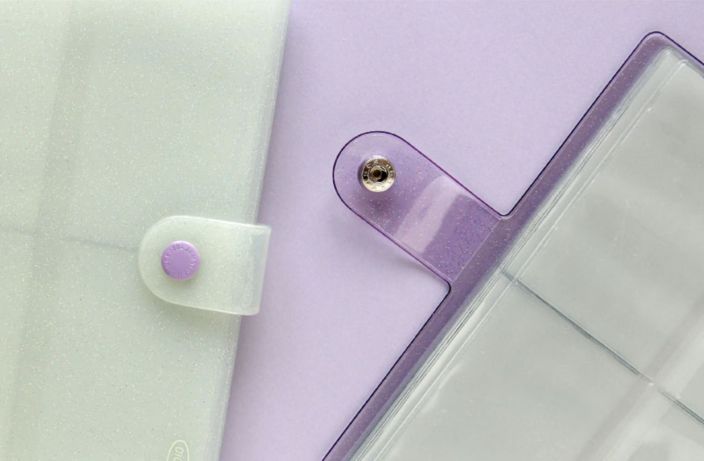 Medium Button Instax Mini Album