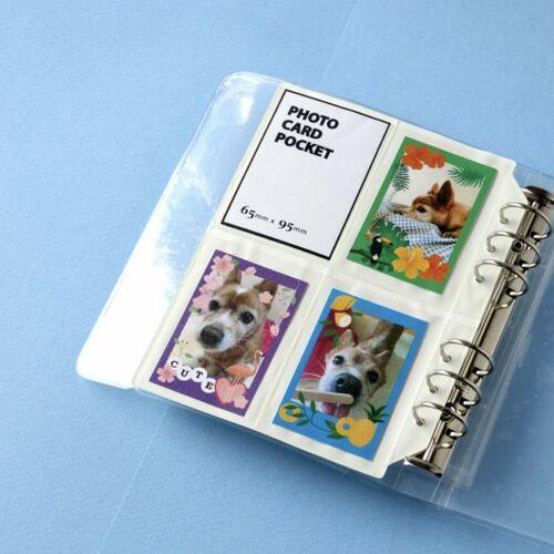 Sticker 6 Ring A6 Wide Pocket Refill