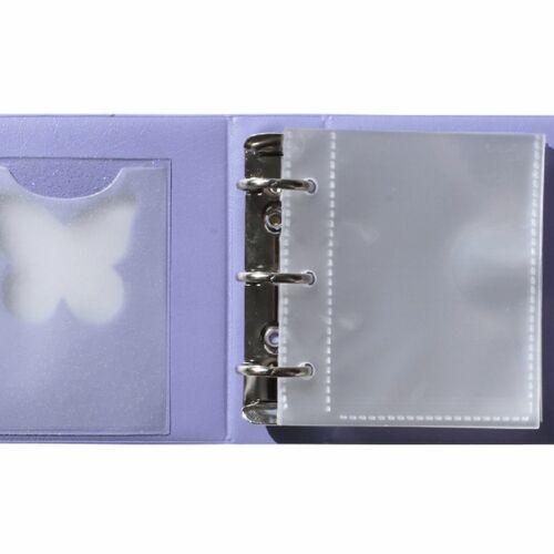 Instax Mini 3 Ring Binder + Photo Pocket Set