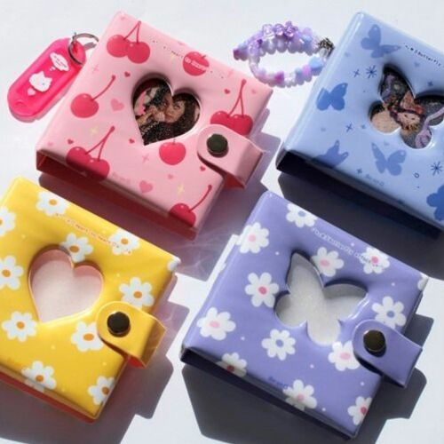 Instax Mini 3 Ring Binder + Photo Pocket Set
