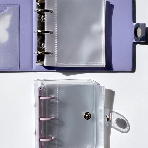 Instax Mini 3 Ring Photo Pocket Refill