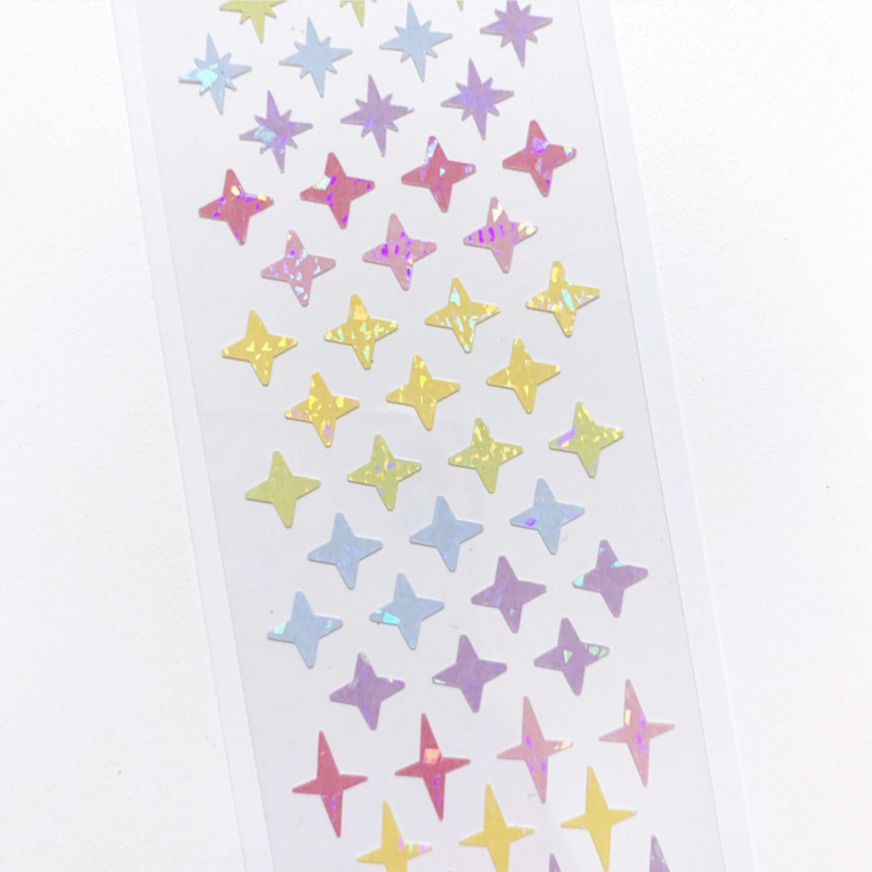 Twinkle Hologram Slim Sticker