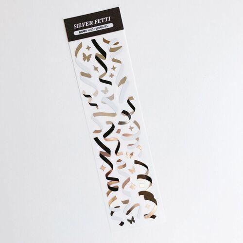 Confetti Slim Sticker v1