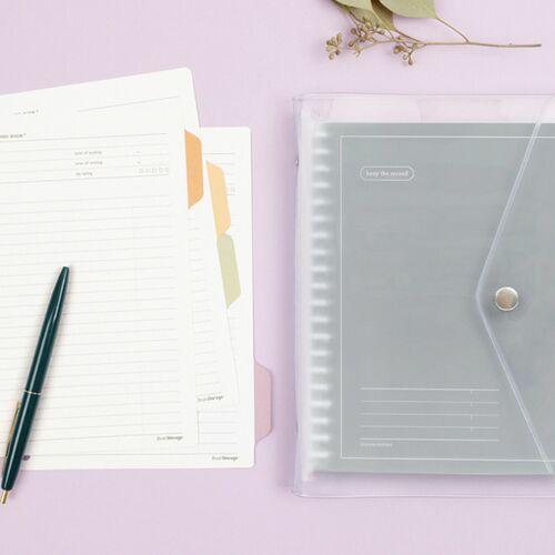 Reading Response 20 Ring Notebook