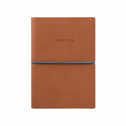 Small Agenda Lined Notebook