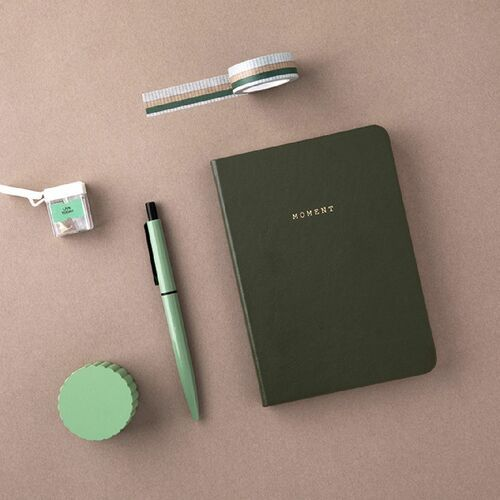 Small Moment Plain Notebook