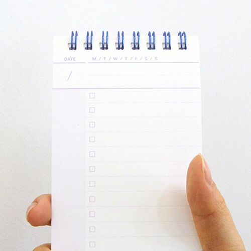 One Day Planner