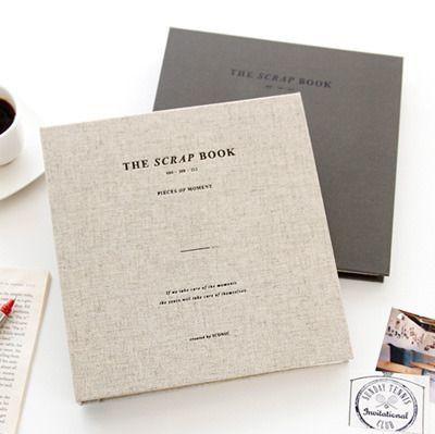 The Scrapbook v1