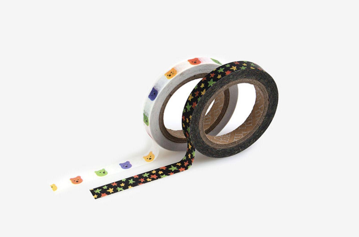 Dailylike Slim Masking Tape Set v3