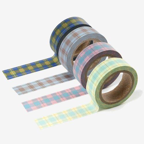 Dailylike Check Masking Tape