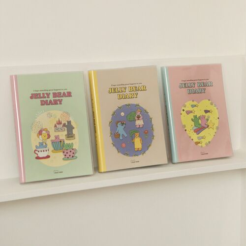 Jelly Bear Weekly Planner