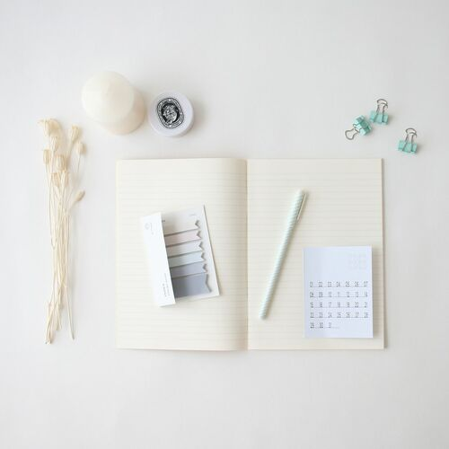 Pastel Index Sticky Note v2