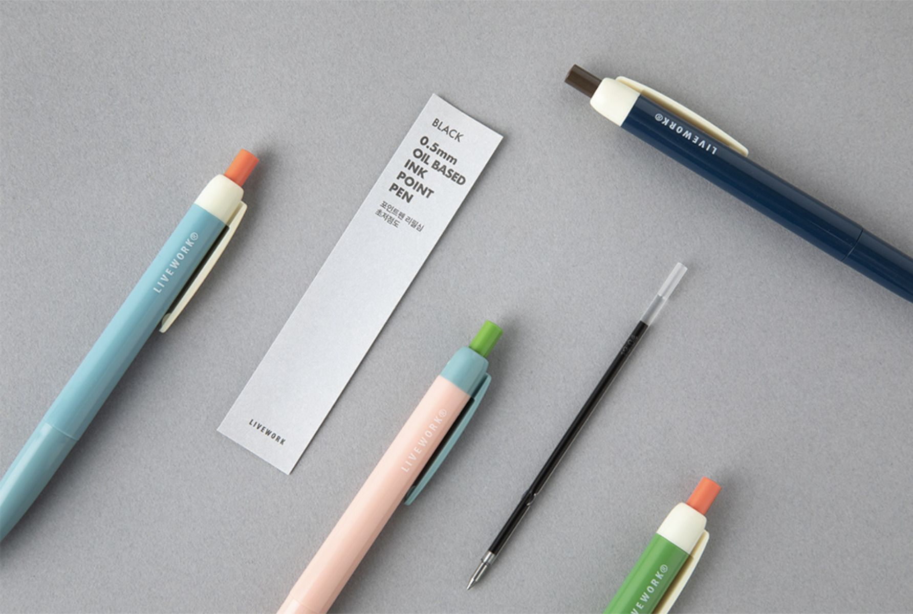 Livework Point Pen Refill
