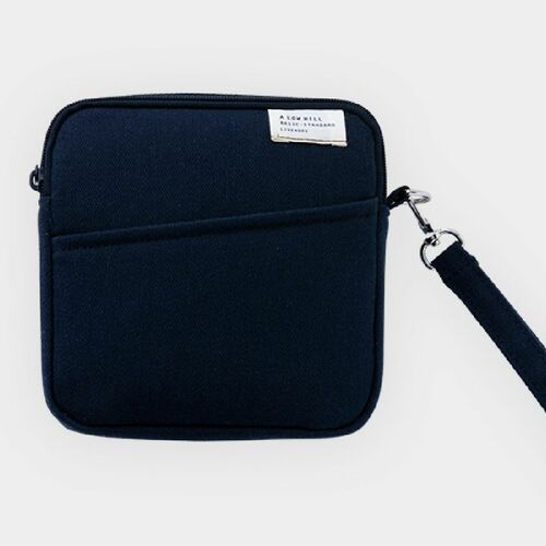 A Low Hill Square Strap Pouch