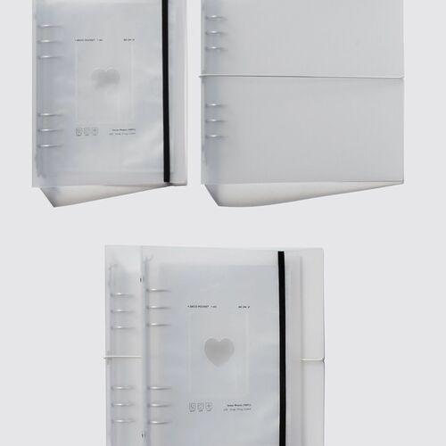 Be On D 6 Ring A5 Wide Binder