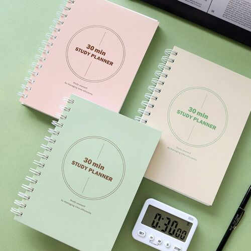 30 Min Study Planner