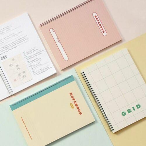 Indigo B5 Spiral Notebook