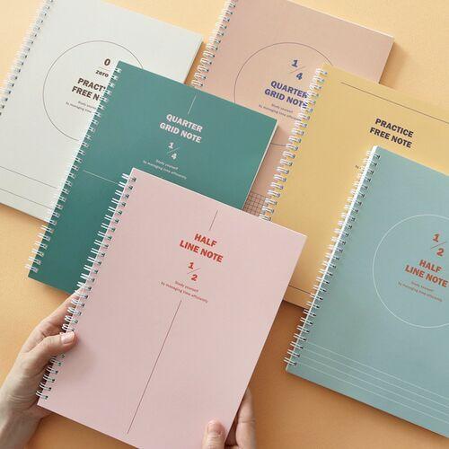 Self Study Spiral Notebook