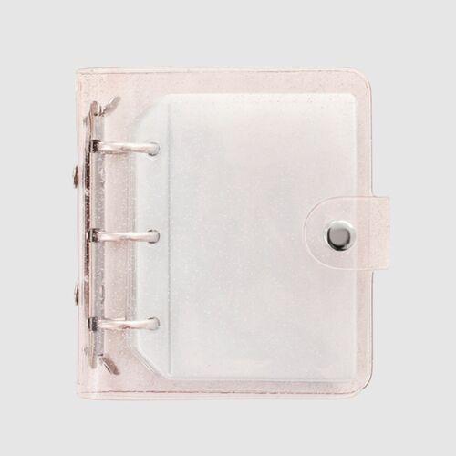 Glitter 3 Ring Instax Mini Binder Album