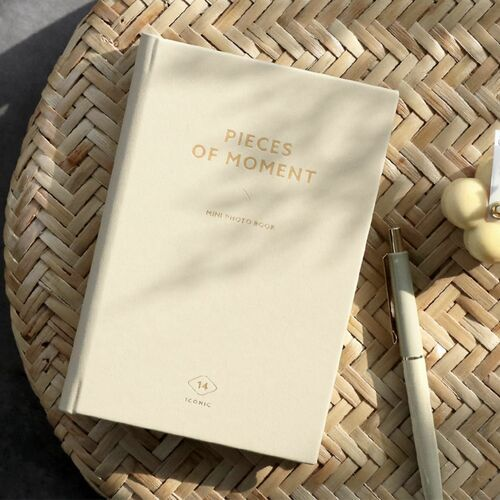Mini Pieces of Moment Sticky Photo Book