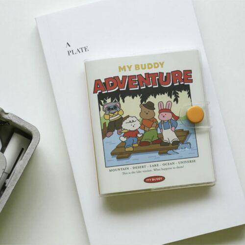Mini My Bunny Button Notebook