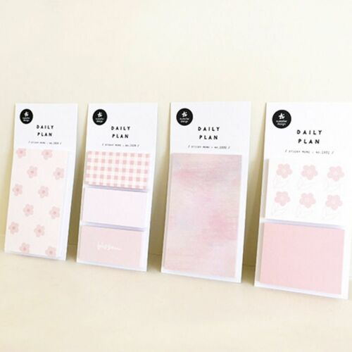 Cherry Blossom Daily Plan Sticky Note