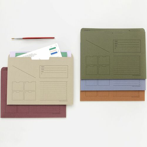 A5 Analogue Archiving Pocket Holder