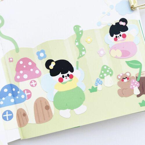 Fairyland Slim Sticker