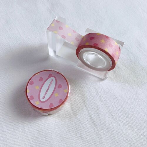 Love Me More Twinkle Masking Tape