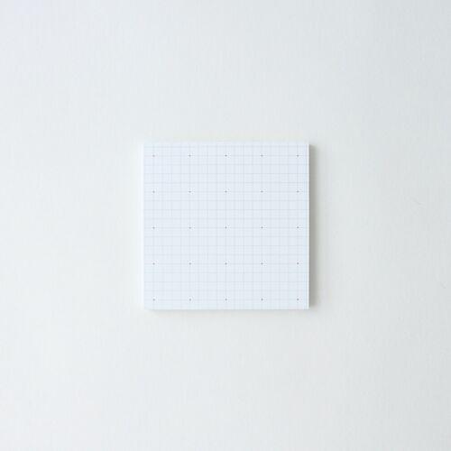 Grid Pattern Sticky Note v1